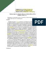 Caracteristicas estructurales y funcionales de las proteinas del piñon mexicano _jatropha curcas L_ Martinez-A