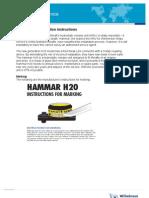 Liferaft HRU Installation Istructions