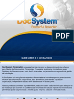 Apresentação DocSystem Corporativa