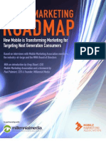 Mobile Marketing Roadmap