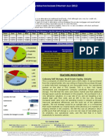 Alt Inc Fund July 2012