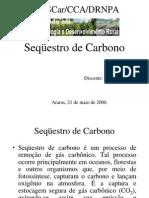 UFSCar_Crédito de Carbono