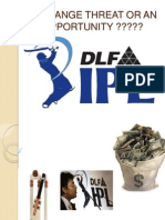 Ipl as a Business