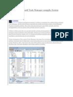 Download Alternatif Task Manager Canggih Sysexplorer