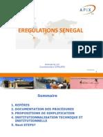 SENEGAL - Realisations