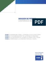 Communique Presse Conference Icade 0811