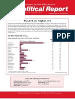 Political Report November 2012
