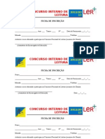 Ficha de Inscrição_Concurso Nacional de Leitura