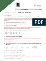 Global de Matematicas 2c2ba Eso Resuelto