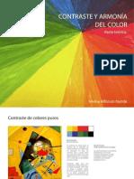 Contraste y Armonia del color - Silvina Alfonsin