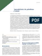 5-Chimioprophylaxie Du Paludisme Chez l'Enfant 2005