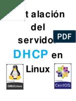 Centos Instalacic3b3n Del Servidor Dhcp en Linux(1)