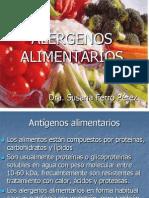 Alergenos Alimentarios SF