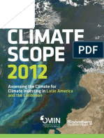 Climatescope2012 Report