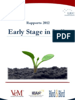 Early Stage in Italia 2012