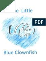 Sammy Hall - Little Blue Clownfish