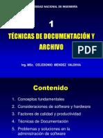 TDA 01 Software-Antecedentes