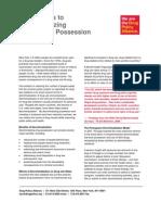 Fact Sheet_Approaches to Decriminalization