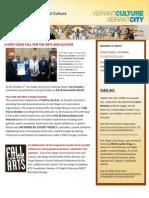 Newsletter Fall Winter2012
