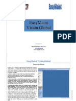 EasyMaint Vision Global Software de Mantenimiento