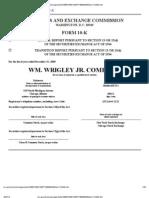 Wrigley AR 2005