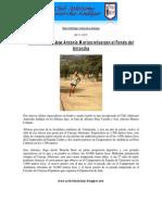 10. Alfonso Díaz y Jose Antonio Martos refuerzan el fondo del Antorcha