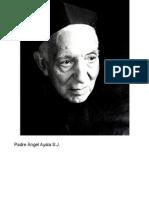 Padre Ángel Ayala S.J.