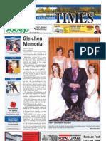 November 9, 2012 Strathmore Times