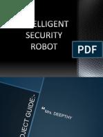 Intelligent Surveillance Robot