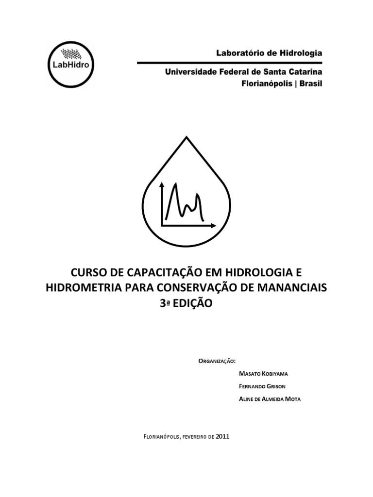 Apostila hidrometria 3 edfinal fandeluxe Images