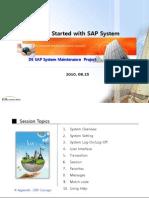 1.SAP SAP Getting Started En