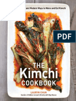 Recipes and Excerpt from The Kimchi Cookbook by Lauryn Chun