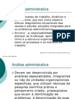 Analise Administrativa - Baseado Em Cury (1)