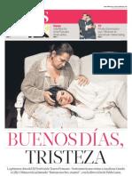 Cuerpo c - Portada - Buenos Dias Tristeza