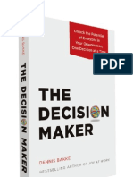 The Decision Maker - First Chapter