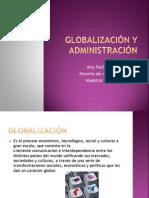 Globalización y administración