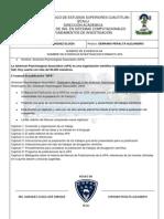TECNOLÓGICO DE ESTUDIOS SUPERIORES CUAUTITLÁN IZCALLI