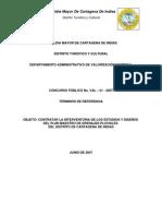 CONCURSO PUBLICO PARA CONTRATAR LOS DISEÑOS DEL PLAN PLUVIAL - 2007