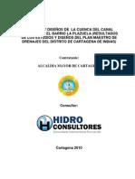 ESTUDIOS Y DISEÑOS DE LA CUENCA DEL CANAL RICAURTE EN LA PLAZUELA