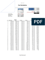 Loan Calculator - Formula Angsuran Kendaraan