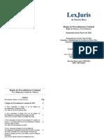 Enmiendas PCriminal-2012