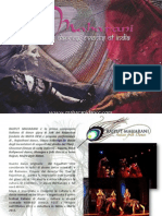 Presentazione Compagnia Rajput Maharani