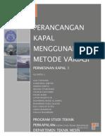 Perancangan Kapal Metode Variasi