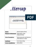 Tutorial Ettercap