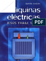 Maquinas Electricas - 5ta Edicion - Jesus Fraile Mora