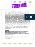 Alfabetización Digital