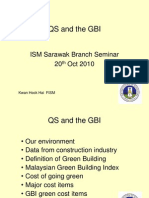 QS and the GBI
