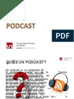 Tutorial Podcast