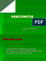 Peritonitis Eae