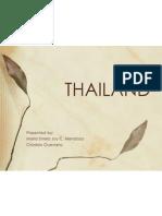 Thailand Architecture